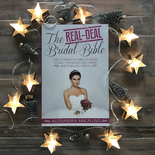 best gift for brides the real-deal bridal bible