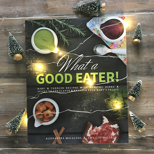 best gift What a Good Eater cookbook